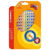 Цветные карандаши STABILO EASY colors