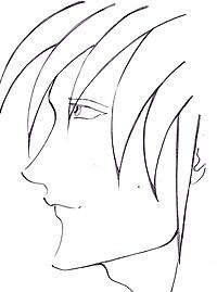 картинки рисунки карандашом для начинающих аниме