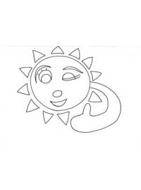 раскраски Stabilo раскраски солнышко Stabilo4kids Ru