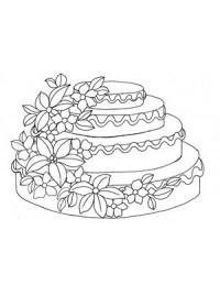 раскраски Stabilo раскраски торты и сладости Stabilo4kids Ru