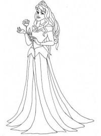 раскраски Stabilo раскраски принцессы и царевны