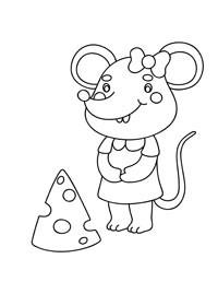 раскраски для малышей животные Stabilo4kids Ru